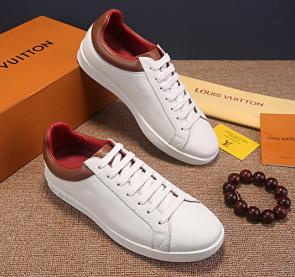 louis vuitton fr chaussures low top white